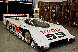 Eagle MkIII - Image: 2011 11 26 Toyota HQ 20 37 Flickr Moto@Club 4AG