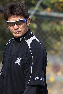 Yoshihiko Takahashi Japanese baseball player and coach