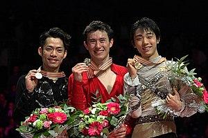 2012年世界フィギュアスケート選手権 - Wikipedia