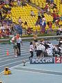 2013 IAAF World Championship in Moscow 50 km Men Walk Winner Robert Heffernan 02.JPG