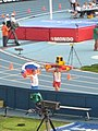 2013 IAAF World Championships in Moscow 20 km walk winners 02.jpg