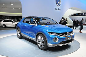 Volkswagen T-Roc - Wikipedia, the free encyclopedia