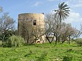 2017-02-05 Derelict windmill near Alcantarilha saltmarshes (3).JPG