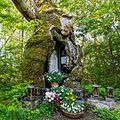 2017-05-10 Naturdenkmal 1 Stieleiche mit Andachtsstätte 4.jpg