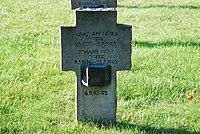 2017-09-28 GuentherZ Wien11 Zentralfriedhof Gruppe97 Soldatenfriedhof Wien (Zweiter Weltkrieg) (008).jpg