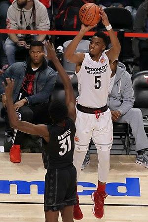 2017–18 Pac-12 Conference men's basketball season - Troy Brown Jr., Oregon