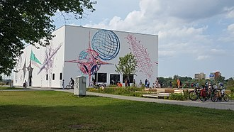 Museum of Modern Art, Warsaw - Museum on the Vistula
