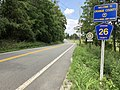 2018-07-27 13 43 57 View north along Orange County Route 26 (Glenwood Road) just after entering Warwick, Orange County, New York from Vernon Township, Sussex County, New Jersey.jpg