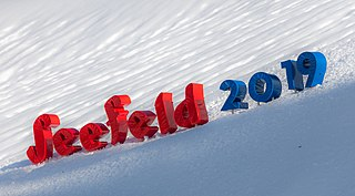 FIS Nordic World Ski Championships 2019 2019 edition of the FIS Nordic World Ski Championships