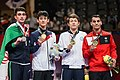 2018 Asian Games, taekwondo men 68 kg.jpg