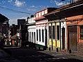 2018 Bogotá fachadas en una calle en La Candelaria.jpg