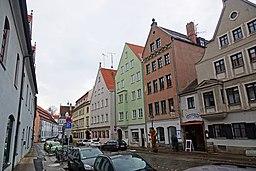 Spitalgasse in Augsburg