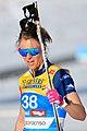 20190226 FIS NWSC Seefeld Ladies CC 10km Sadie Bjornsen 850 3774.jpg