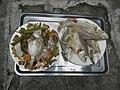2064Bakoko and Malakapas fishes and houseflies 02.jpg