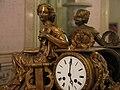 242 Palau del Marqués de Dosaigües (València), rellotge del menjador.jpg
