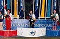 25 ACPS Atlanta 1996 Athletics Sharon Rackham and Lisa Llorens.jpg