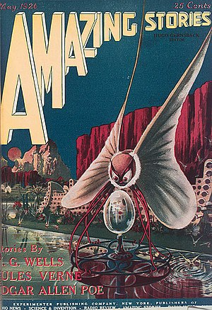 2605 Amazing Stories May 1926