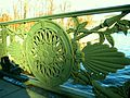 272. St. Petersburg. First Garden Bridge. Fragment of the lattice.jpg