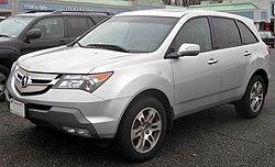 Acura  2010 on Acura Mdx