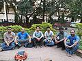 3. Participants of Dhaka Wikipedia Meetup, April 2016.jpg