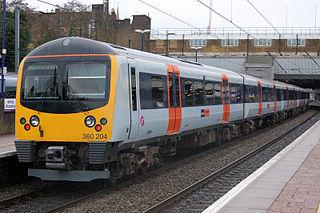 Heathrow Connect Train service in London