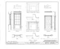 4-10 Grove Street (Row Houses), New York, New York County, NY HABS NY,31-NEYO,39- (sheet 4 of 7).png