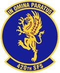 420 Security Forces Sq emblem.png