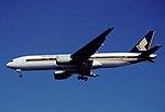 431cz - Singapore Airlines Boeing 777-212ER, 9V-SVD@YVR,07.10.2006 - Flickr - Aero Icarus.jpg