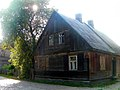 4685162472 July 2009 in Bialystok wooden house.jpg