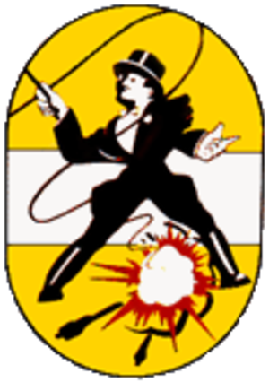491st Bombardment Group - Emblem of the 491st Bombardment Group
