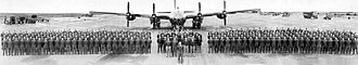 58th Weather Reconnaissance Squadron - WB-50 and personnel of the 58th Strategic Reconnaissance Squadron in 1951
