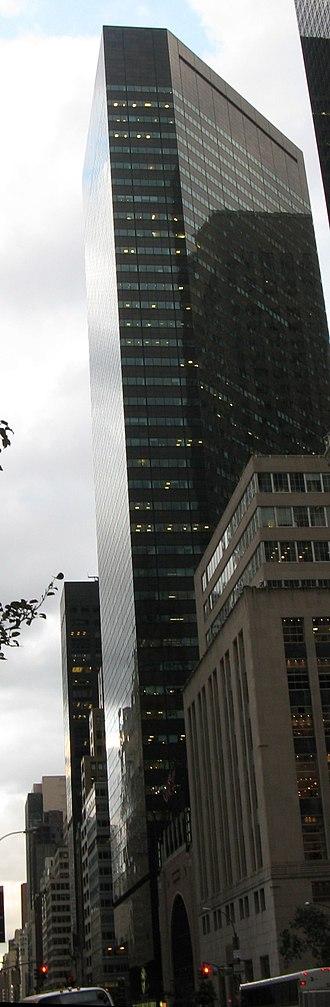 590 Madison Avenue - Image: 590 madison avenue