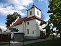 615913 pow. krakowski gm Krzeszowice Sanka Koscol sw. Jakuba Apostola 02.JPG