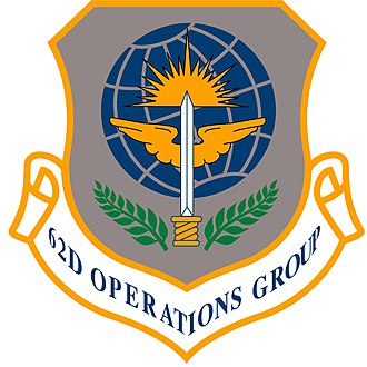 62d Airlift Wing - Image: 62d Operations Group