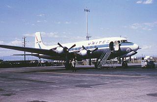 1955 MacArthur Airport United Airlines crash Airplane crash in New York