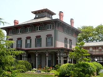 Cape May Historic District - Image: 720 Washington CMHD