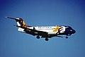77bg - Air Littoral Fokker 70; F-GLIS@ZRH;31.10.1999 (5362934449).jpg