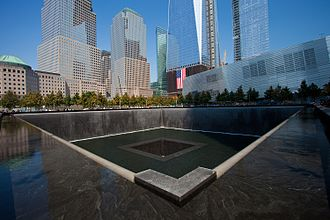 Lend Lease Group - National September 11 Memorial/Ground Zero Memorial, New York City