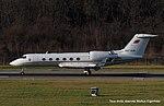 A9C-BHR Gulfstream G IV-X G450 GLF4 - BAH (15999590567).jpg