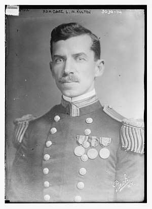 Louis McCoy Nulton - Image: ADM Louis M. Nulton, ca. 1915