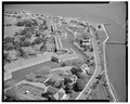 AERIAL VIEW - Fort Monroe, Hampton, Hampton, VA HABS VA,28-HAMP,2-71.tif