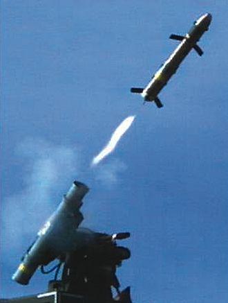 AGM-176 Griffin - Image: AGM 176 Griffin launch