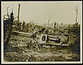 A German howitzer found at Martinpuich knocked out by our guns, Bestanddeelnr 158-0968.jpg