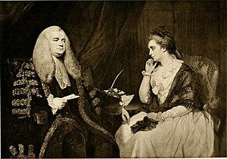 Lord and Lady Ashburton