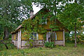 A cottage at Kernave, Lithuania, 11 Sept. 2008 - Flickr - PhillipC.jpg