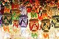 A decoration at Tirumala Tirupati temple.jpg