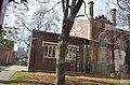 A delightful walking path beside a lovely historic building (27287485424).jpg