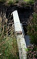 A fen trap set on a drain crossing - geograph.org.uk - 574306.jpg