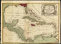 A new & accurate map of the West Indies and the adjacent parts of North & South America (9471623437).jpg