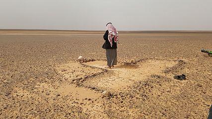 A nomad's mosque in the eastern desert of Jordan.jpg